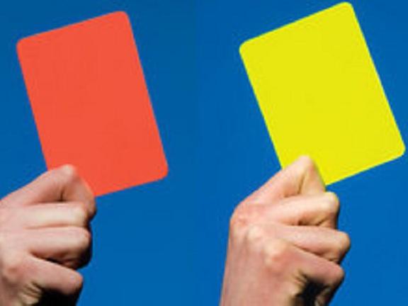 Nieuwe regels geel en rood