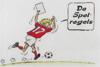 KNVB wijzigt spelregels amateurvoetbal